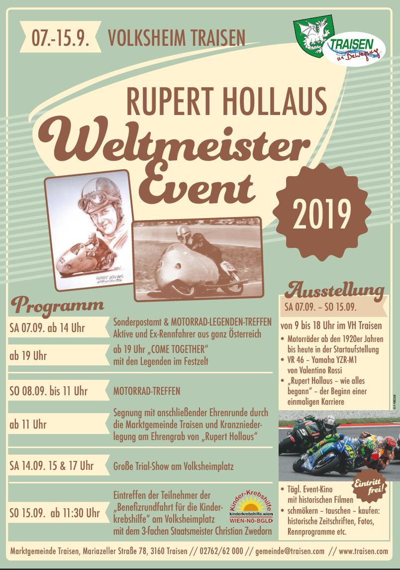 hollaus wm event 2019
